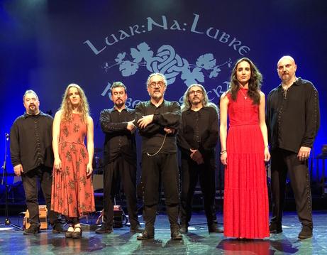 Luar Na Lubre, la mítica banda gallega de folk, presentará en Arona su último trabajo dedicado a la Ribeira Sacra