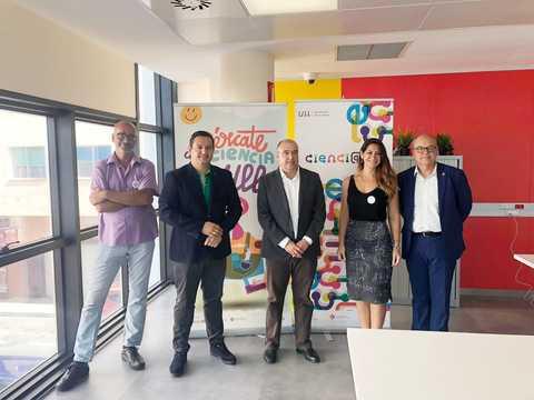 Arona y Universidad de La Laguna forman en Las Galletas a un millar de alumnos del municipio en ciencia y tecnología