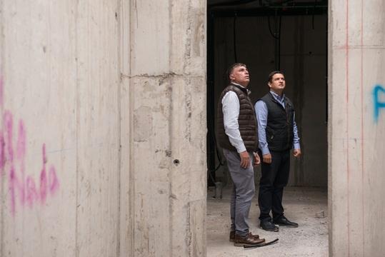 Arona retoma la obra del pabellón de Valle San Lorenzo con mejoras sustanciales sobre el proyecto inicial