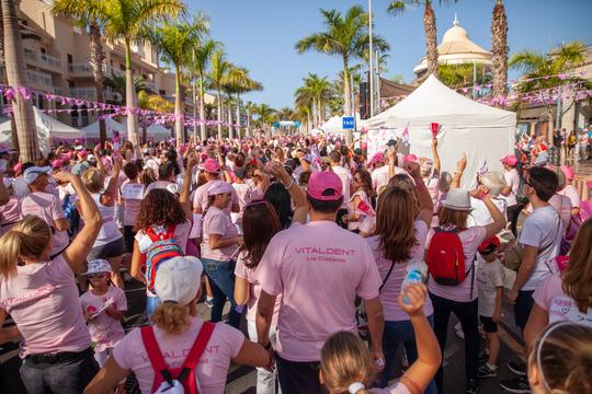 La Carrera por la Vida recauda 35.500 euros gracias a la participación de 5.200 personas