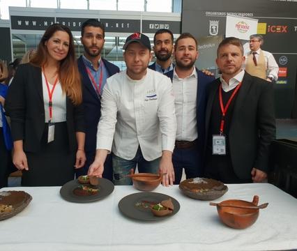 Arona Gastronómica se viste de largo en Madrid Fusión, poniendo en valor la cocina del municipio