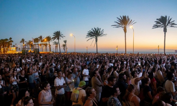 Blue & Green de Arona se une a la tendencia internacional de festivales de música contra el plástico