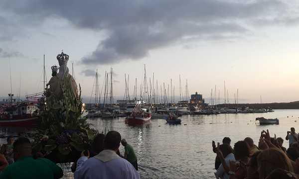 Las Galletas celebra sus fiestas en honor a San Casiano