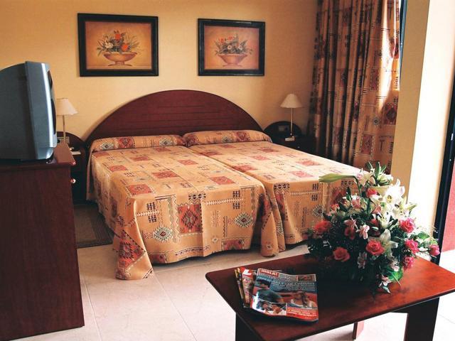 Hotel la siesta for Camas tenerife
