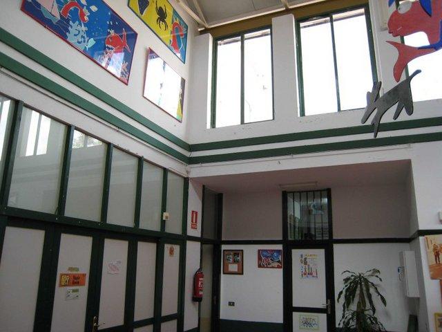 Colegio infantil y primaria de buzanada for Oficina virtual gobierno de canarias
