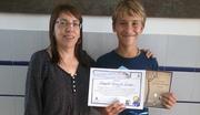 Imagen de los ganadores del V Concurso de Micorrelatos para marca libros Desmárca-T, impulsado por el Patronato de Servicios Sociales del Ayuntamiento de Arona. Mayo 2014